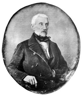 Daguerrotipo - 1848 - (ampliación) M.H.N. Bs.As.